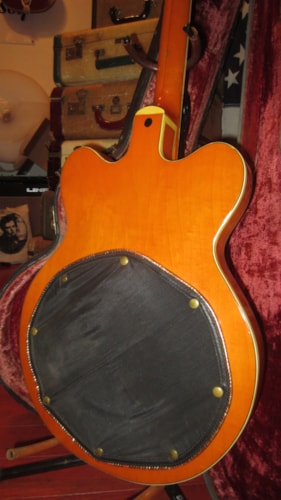 1962 Gretsch Chet Atkins Model 6120 Western Orange, Excellent, Original Hard, $3,995.00