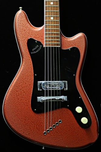 1962 Jacobacci Ohio Red Hammered, Near Mint, Call For Price!