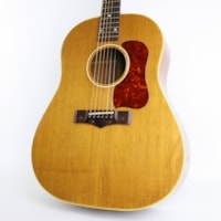 1962 National 1155 Flat Top Acoustic Guitar