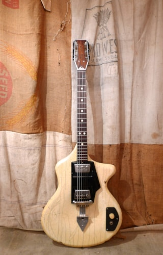 1962 Wandre Spazial White Sparkle, Good, Hard, $4,600.00
