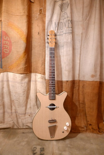 1963 Danelectro Convertible Very Good, GigBag, $850.00