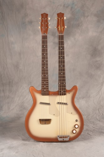 1963 Danelectro Double Neck