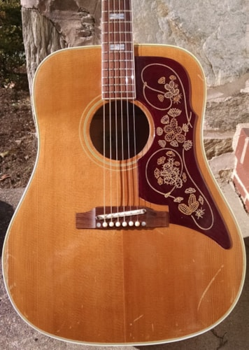 1963 Epiphone Frontier FT110N Natural