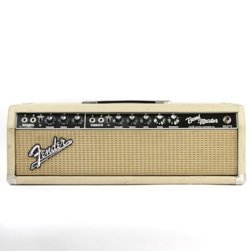 1963 Fender® Bandmaster Blonde Tolex, Very Good, $899.00