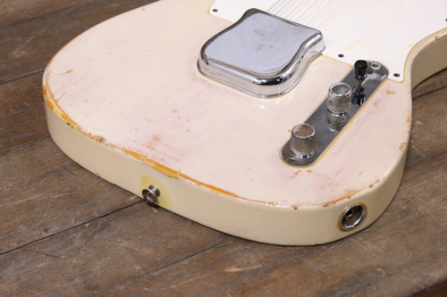 1963 Fender Esquire Blonde