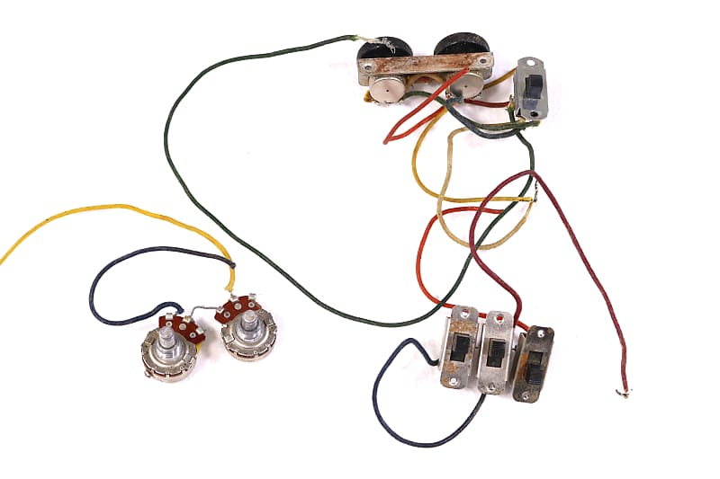 1963 Fender Jaguar Wiring Harness on fender jaguar manual, fender jaguar switches, fender jaguar wiring kit, fender esquire wiring harness, fender jaguar hardware, fender stratocaster wiring harness,