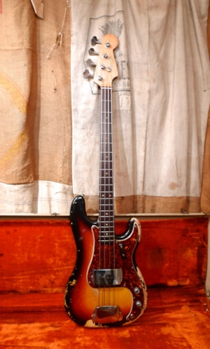 1963 Fender Precision Bass
