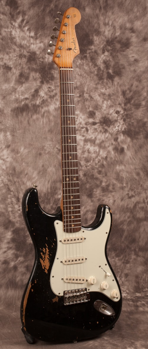1963 Fender Stratocaster > Guitars Electric Solid Body | Guitar Exchange