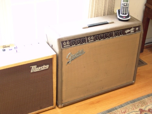 1963 Fender Vibroverb