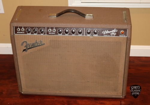 1963 Fender  Vibroverb  Brown