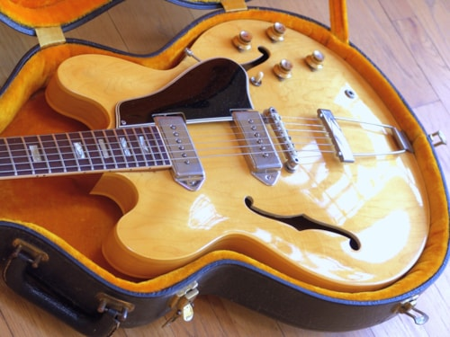 1963 Gibson ES-330TDN Natural, Brand New, Original Hard
