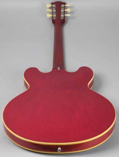 1963 Gibson ES 335 cherry, Excellent, Original Hard