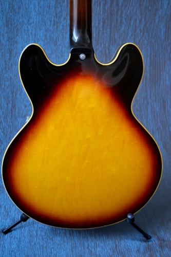 1963 Gibson ES-335 Sunburst,, Excellent, Original Hard