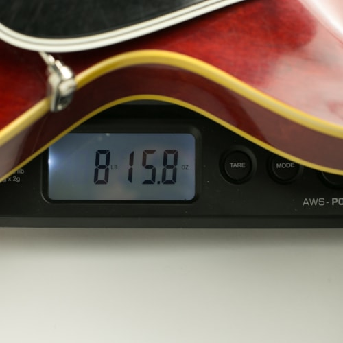1963 Gibson ES-335TD Cherry, Excellent, Hard, $18,999.00