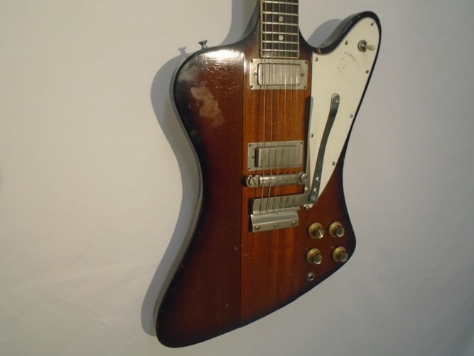 1963 Gibson Firebird III Sunburst, Excellent