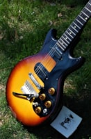 1963 Gibson Melody Maker 2 pickup model