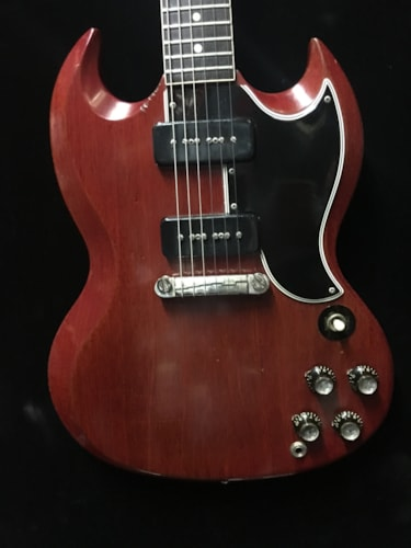 1963 Gibson SG Special Cherry