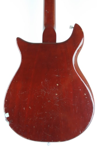 1963 Gretsch Corvette Dark Cherry, Very Good, GigBag, $1,099.00