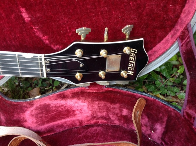 1963 Gretsch® Country Gentleman Walnut, Mint, Original Hard, Call For Price!