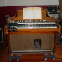 1963 Hammond and Leslie A-100 and 251