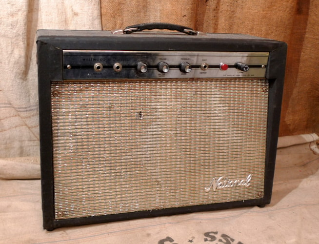 1963 National Westwood Excellent, $975.00