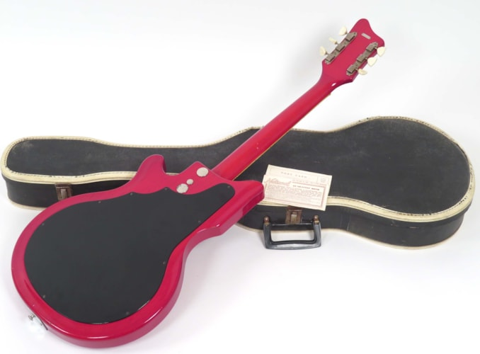 1963 National Westwood 77 Cherry, Excellent, Original Soft, $2,095.00