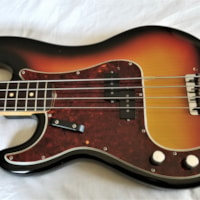 1963 Fender LEFTY Precision Bass