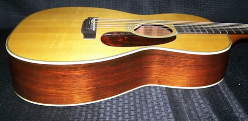 1964 C.F. Martin & Co. 000-28C steel string conversion Near Mint, Hard
