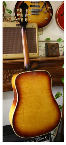 1964 Epiphone Frontier Sunburst, Excellent, Original Hard, $4,900.00