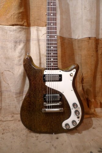 1964 Epiphone Wilshire Silver Fox
