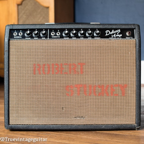 1964 Fender® Deluxe-Amp Good, Call For Price!