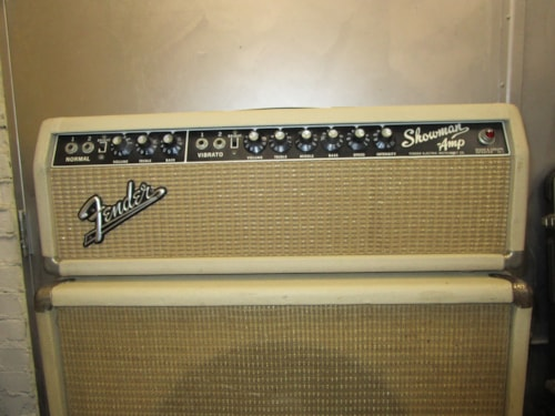 1964 Fender Dual Showman Blonde