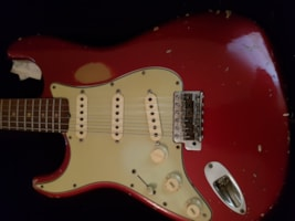 1964 Fender LEFTY 1964 Strat