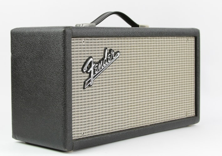 1964 Fender® Reverb Unit 6G15 Near Mint Blackface, Near Mint, $1,199.00