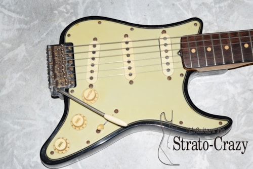1964 Fender Stratocaster Black > Guitars Electric Solid Body