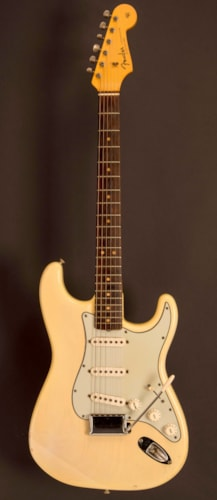 1964 Fender® Stratocaster® Blonde, Excellent, Hard