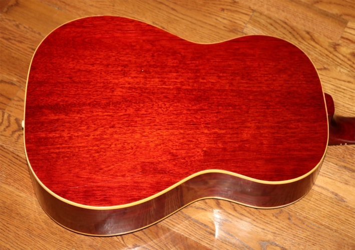 1964 Gibson B-25 N Natural, Excellent, Hard