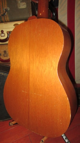 1964 Gibson C-0 Classical Nylon String Natural, Excellent, Soft, $799.00