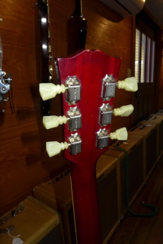 1964 Gibson ES-335 Red, Excellent, Original Hard, $18,500.00