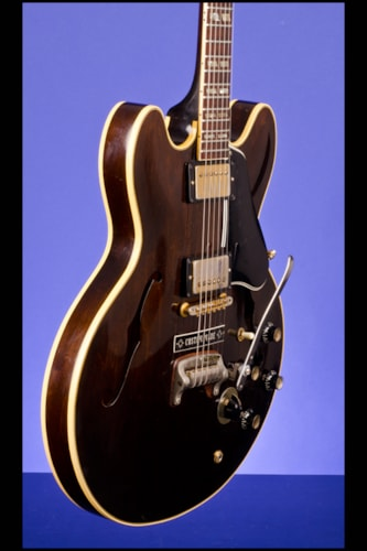 1964 Gibson ES-345TDW Solid Walnut, Near Mint, Original Hard