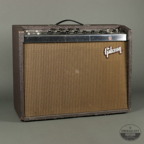 1964 Gibson L-5 CES and 1964 Gibson GA-77 RVT Set