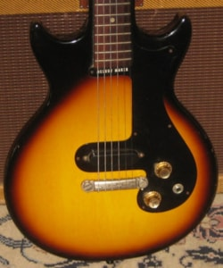 1964 Gibson Melody Maker 3/4