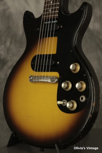1964 Gibson MELODY MAKER D Sunburst