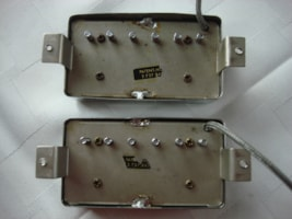 1964 Gibson Patent Number Humbuckers vintage