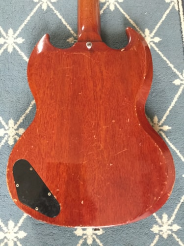 1964 Gibson SG Junior Cherry, Excellent