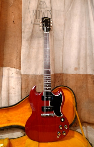 1964 Gibson SG SPECIAL Cherry Red > Guitars Electric Solid Body