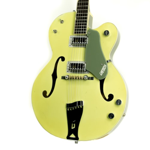 1964 Gretsch® 6118 Double Anniversary Two tone green, Very Good, Original Hard, $1,699.00