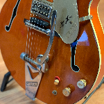 1964 Gretsch 6120 Chet Atkins Orange (OHC)