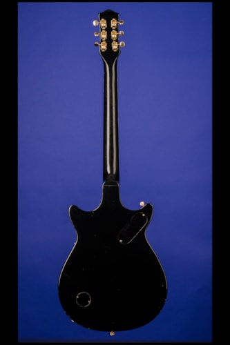 1964 Gretsch 6131 Jet Firebird Jetglo (Black)