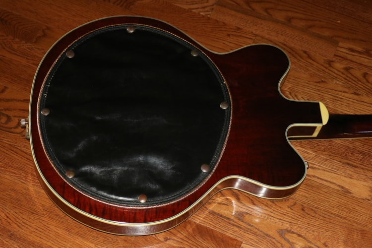 1964 Gretsch Country Gentleman Walnut finish, Excellent, Original Hard, $4,995.00